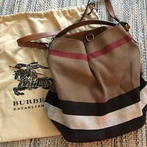 Burberry Bucket Tote Bag